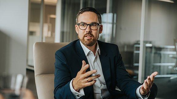Stefan Mertes - Vorstand Bonnfinanz