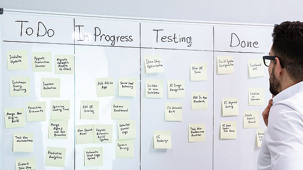 Anpassung der Standardsoftware FiANTEC