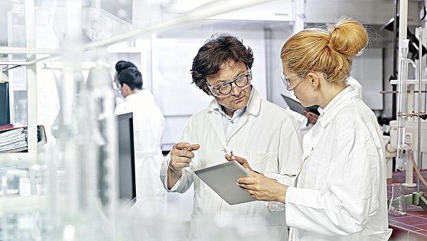 Life Science und Pharma